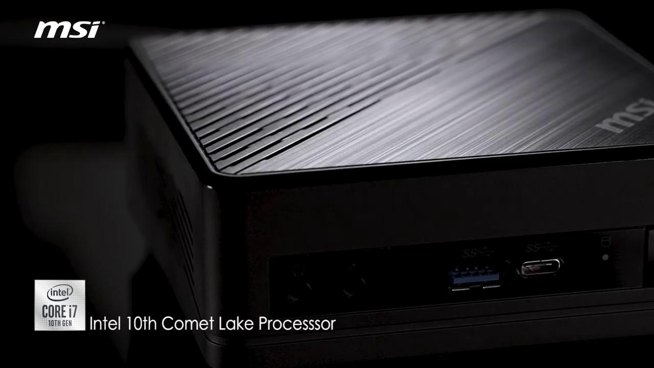 Découvrez le Cubi 5 10M, un mini-PC efficace en énergie