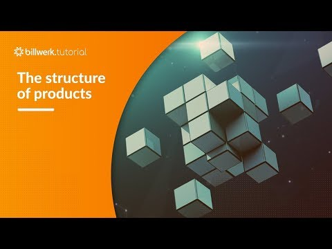 Overview: flexible Subscription Product Structure in billwerk [billwerk.tutorial]
