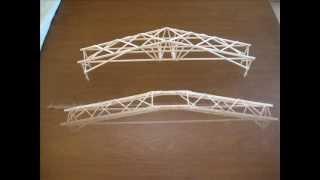 Science Olympiad Elevated Bridge