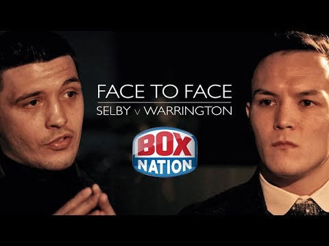 FACE TO FACE 🎬 Lee Selby V Josh Warrington | May 19th - Elland Road - LIVE on BoxNation