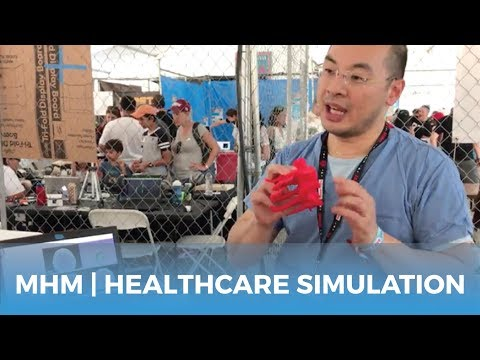 MatterHackers Minute // 3D Printing for Medical Simulation