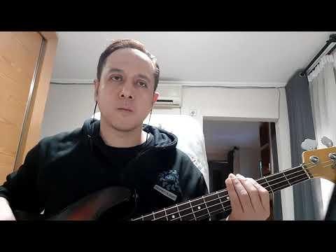 NOAH - Walau Habis Terang (bass Cover)