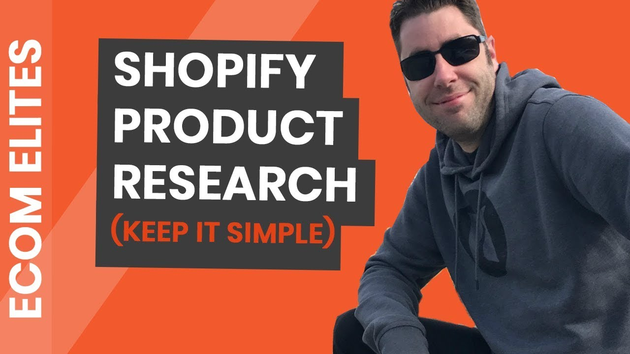 Beginners Guide To Profitable Drop Shipping Product Research