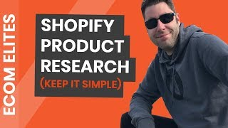 Complete Beginners Guide To Profitable Product Research On Shopify (2019)