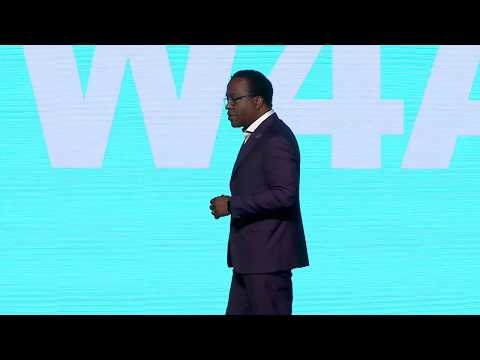 Michael C. Bush: What is a Great Place to Work For All? - YouTube