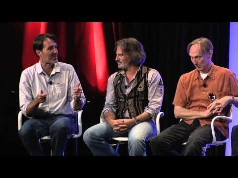 "SIGGRAPH 2013 - Keynote Presentation : Marc Davis Lecture Series, ""Giants' First Steps"""