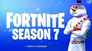 Fortnite Season 7 Rumors #10 (Fortnite Season 7 News & Rumors)