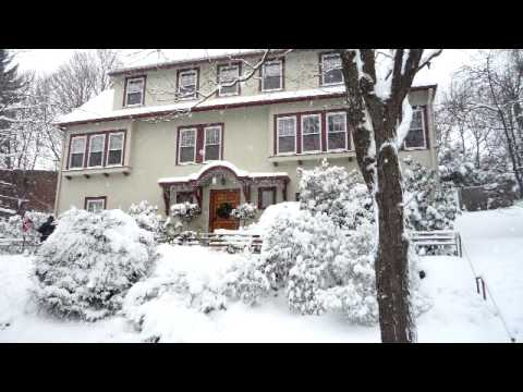 New England Snow/Winter-- Valley Winter Song