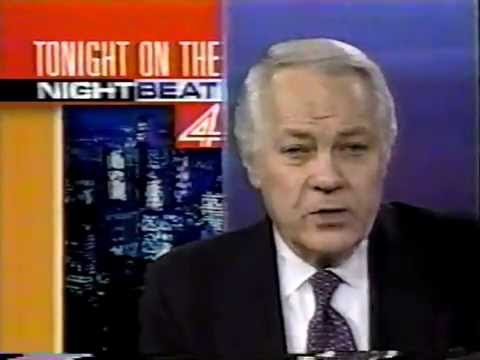 WDIV Channel 4 Detroit November 20, 1995 News Previews and Promos
