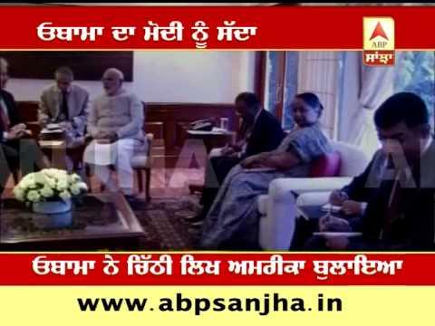 US President Barack Obama invites Narendra Modi, PM to visit US in September