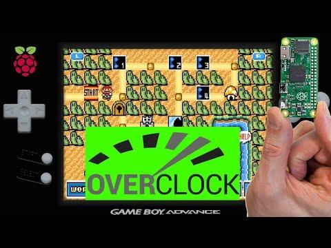 Pi Zero Emulation with Overclock