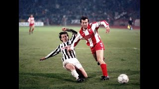 Dejan Savicevic vs AC Milan | 1988 European Cup R16 | All Touches & Actions