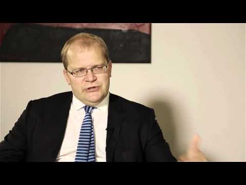 EIGE interview with Urmas Paet, Minister for Foreign Affairs of Estonia