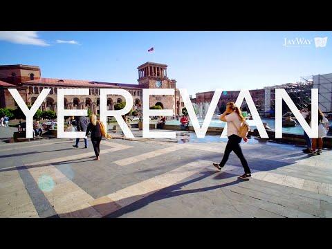 Discover Yerevan, Armenia