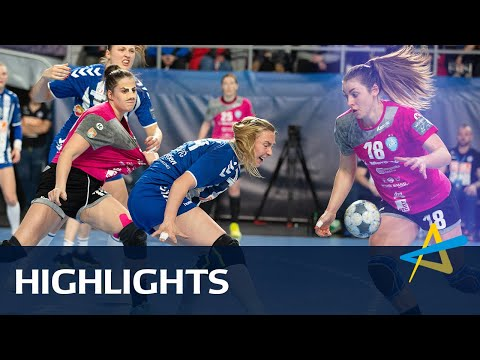 Buducnost Vs. Rk Krim | Highlights | Round 9 | Delo Women's Champions League 2019/20
