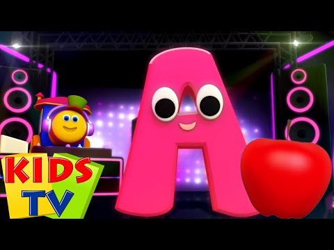 bob-si-kereta-lagu-|-jalan-belajar-|-fonik-huruf-a-|-kids-tv-indonesia-|-lagu-anak-anak