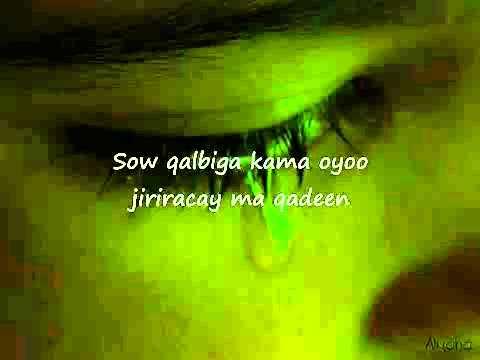 farxiya fiska Somali Lyrics   Song   Allahayow maxa iga qabsaday