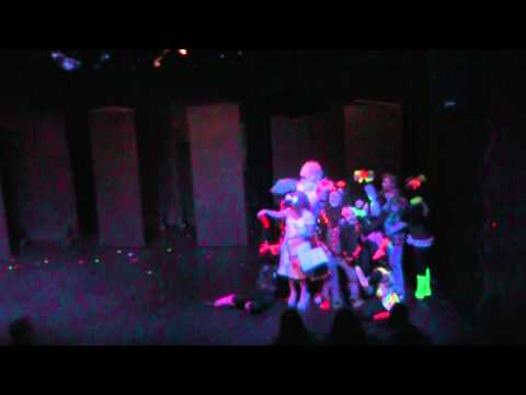 The Wiz- Bearcat Players 2013 (With Opening Credits)