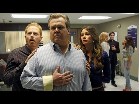 Behind The Scenes Abc S Modern Family Youtube