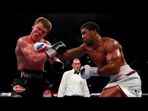ملاكمة: جوشوا يحتفظ بالألقاب العالمية للوزن الثقيل بعد هزيمته الروسي بوفتكين بالضربة القاضية…  - 19:53-2018 / 9 / 23