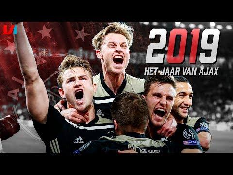 The Class Of 2019: 'Het Ajax Mét En Zónder Matthijs En Frenkie'