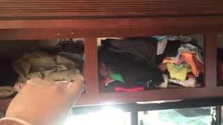 Perpetual Odyssey: RV Overhead Cabinet Door Re-Do