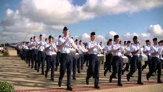 Air Force Basic Military Training Graduation Parade, 12 Sep 2014 (Official)