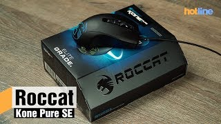 Roccat Kone Pure SE — обзор игровой мыши