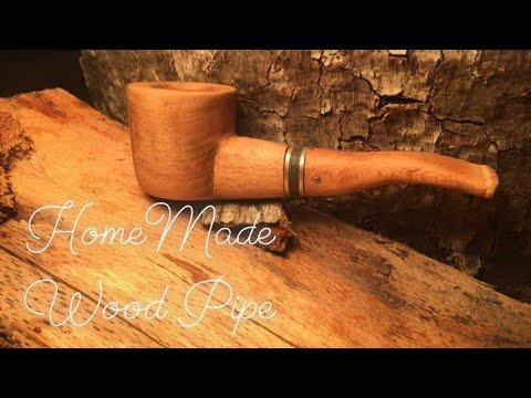 Homemade tobacco pipe