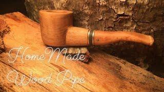 Homemade tobacco pipe