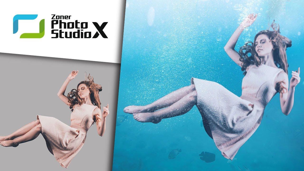 Photoshop以外で合成してみる/Zoner Photo Studio X