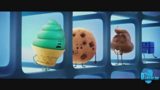 Emoji: O Filme (The Emoji Movie, 2017) - Teaser Trailer Dublado