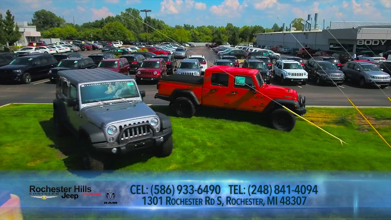 Exceptional Rochester Hills Chrysler Jeep Dodge Ram   Mike Sinishtaj   Ivan Gjokaj