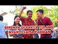 Berenya Di Paksa Nyanyi Sama Pariban Oleh Tulangnya Diho Ma Salelengna Mantap Suaranya  Mp3 - Mp4 Download