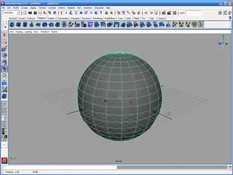 Maya 08 - Interactive Creation.mp4
