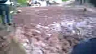 derrumbes en carreteras sierra madre de chiapas