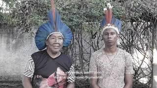 Bartô e Luiz Matheus - Moquém_Surarî: arte indígena contemporânea