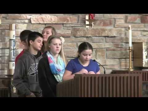 St Joseph's School & Parish - Dodgeville - Promotional Video 2014