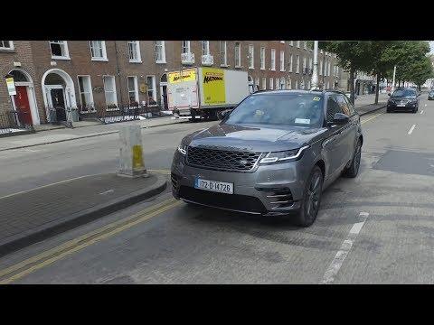 Jamie Heaslip // Land Rover's Chauffeur