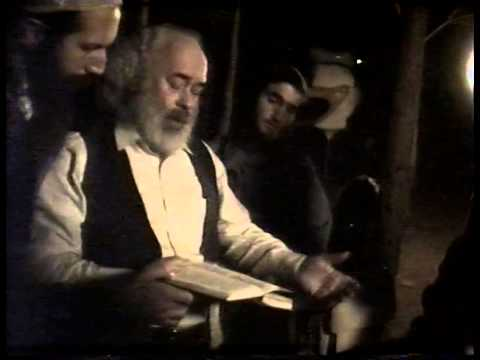 Shlomo Carlebach: Kiddush Levanah (קידוש לבנה)  Part 1
