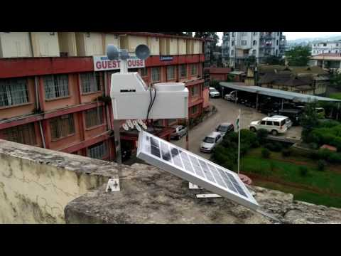 Low cost Automatic Weather Stations Yobi Technologies, Abdul kaleem