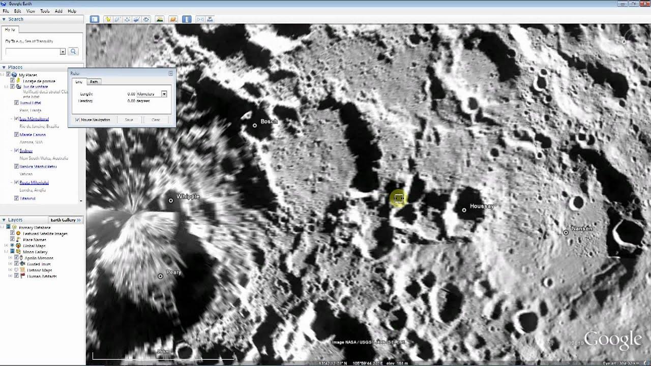 ancient spacecraft on moon clementine satellite - photo #13