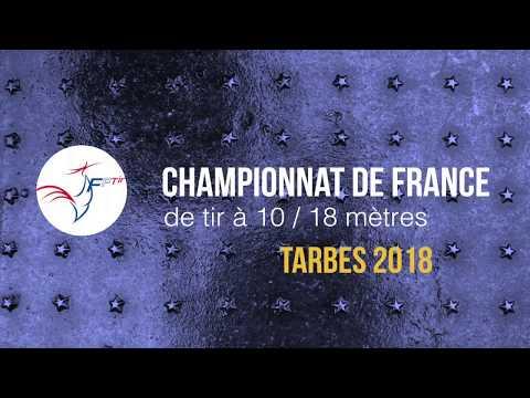FFTir 2018   Interview de Gilles MULLER  - Directeur Technique National