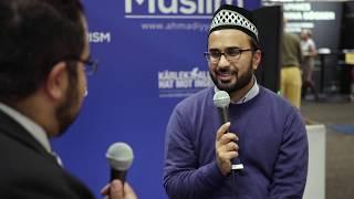 Jihad, Sharia - Fråga en muslim - Bokmässan 2019