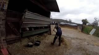 Matinée a la ferme -OcéaneFuturAgricultrice