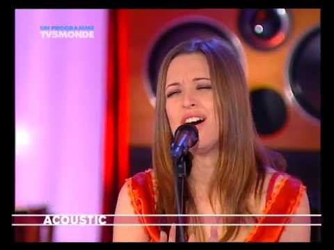 Natasha st pier un ange frappe a ma porte acoustic tv5 - Natasha st pier un ange frappe a ma porte ...