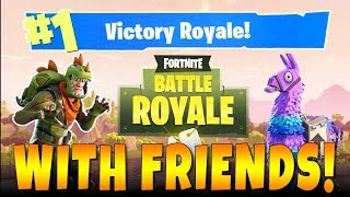 FORTNITE BATTLE ROYALE DUOS WITH PRO XBOX GIRL PLAYER! INSANE KILLS & SUPER FAST PRO BUILDER