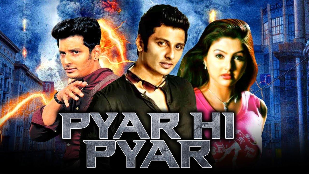 Download Pyaar Hi Pyaar (Aasai Aasaiyai) Full Movie In Hindi Dubbed | Jiiva, Nassar, Sharmili, Vijay Kumar