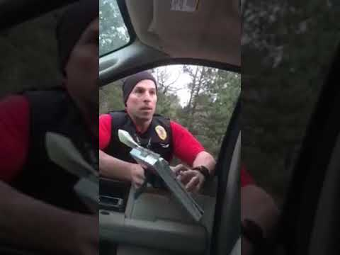 COPS CAUGHT LYING ON CELL PHONE FOOTAGE JUST TO ISSUE TICKET!