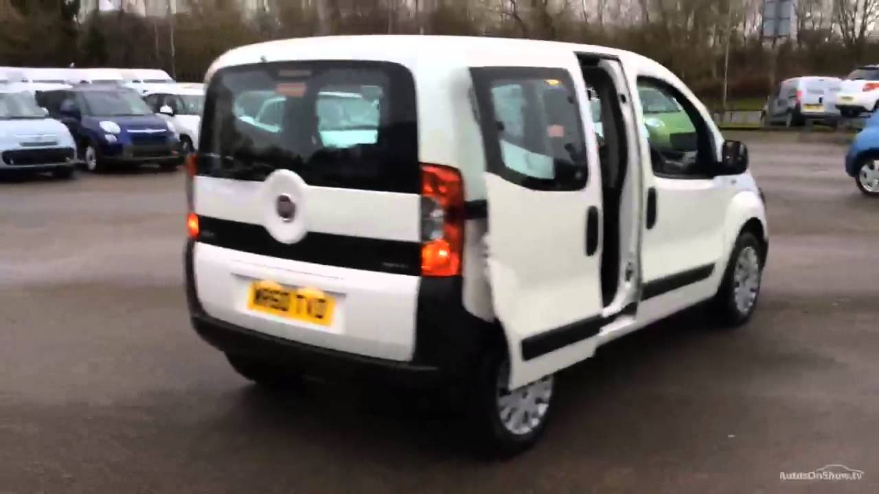 2011 fiat qubo multijet active youtube. Black Bedroom Furniture Sets. Home Design Ideas